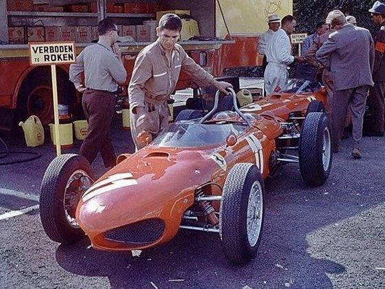 156: em 1961, a Ferrari conquistou seu primeiro título no Mundial de Construtores
