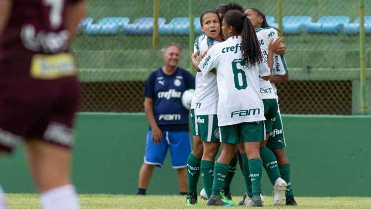 15h - Minas Brasília x Palmeiras - Brasileirão Feminino - Onde assistir: elevensports.com