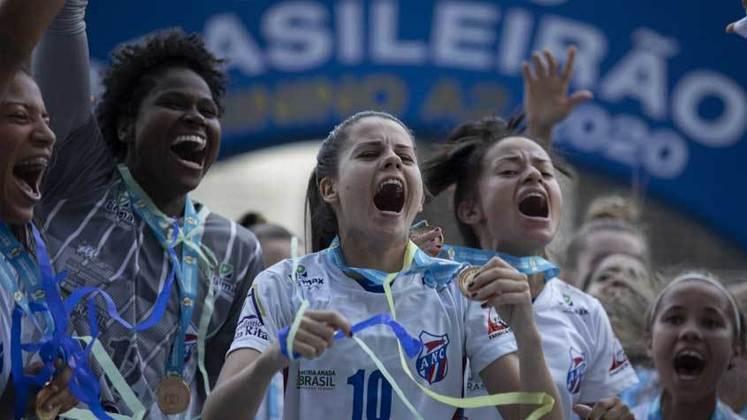 15h - Napoli-SC x São José - Brasileirão Feminino - Onde assistir: elevensports.com