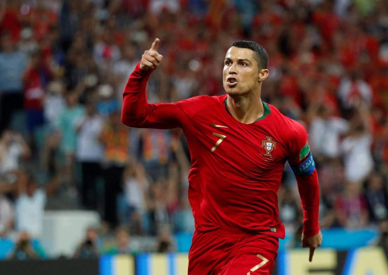 e5bcf215fe Cristiano Ronaldo estreia na Copa da Rússia batendo recordes - Copa 2018 -  R7 Futebol em Números