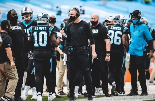 16º Carolina Panthers - É mais do que divertido acompanhar esse time jogar. Mérito para a comissão técnica que faz esplendoroso trabalho.