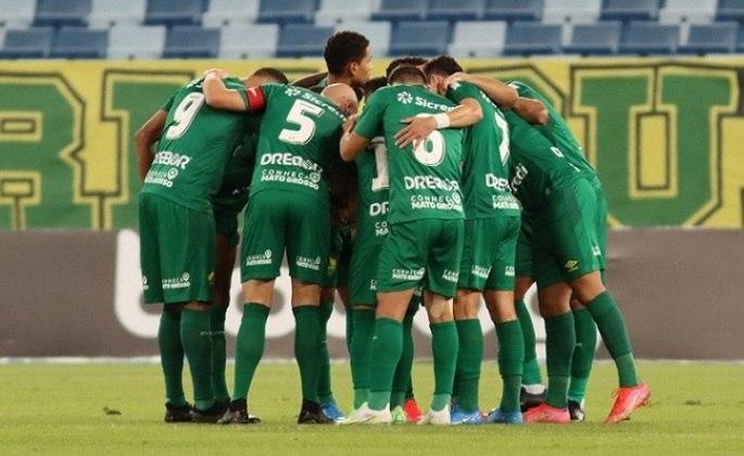 16º colocado – Cuiabá (13 pontos) – 13 jogos / 0.048% de chances de título; 4.3% para vaga na Libertadores (G6); 30.2% de chances de rebaixamento.