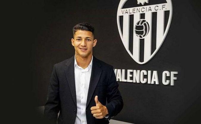16° colocado - Valencia - 76 jogadores contratados - Última aquisição: Marcos André (8,5 milhões de euros).