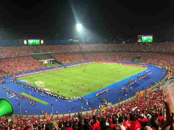 16 - Estádio Internacional do Cairo - Al-Ahly (Egito)