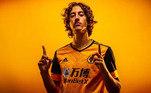 16- FABIO SILVA – 40 milhões de euros também foi a quantia que o Wolves pagou para tirar o jovem atacante do Porto, de 18 anos, Fabio Silva. O português é uma das maiores promessas do futebol português.