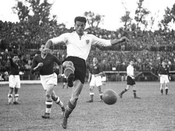 16º - Franz Binder – austríaco - 546 gols - principal clube: Rapid Viena