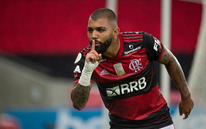 16º - Gabigol - 72 gols