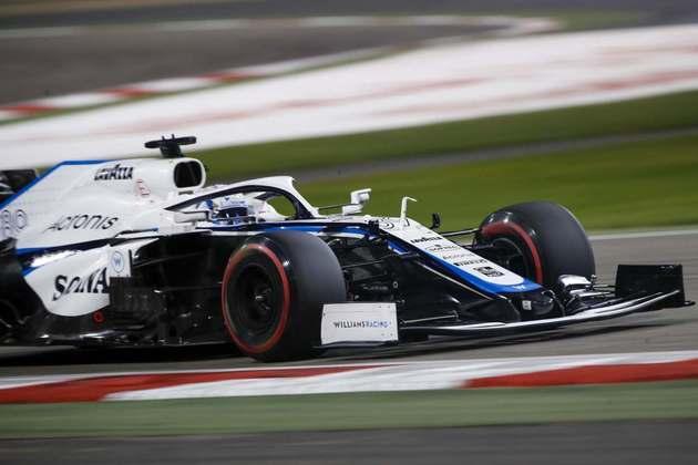 16º - Jack Aitken (Williams) - 3.40 - Foi um erro dele que deu graça para a corrida.