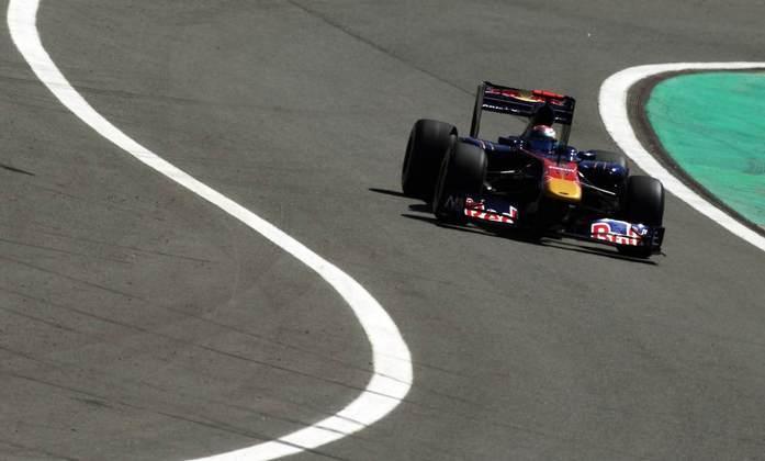 16º) Jaime Alguersuari, agora DJ, teve mais uma corrida sem grande destaque na F1