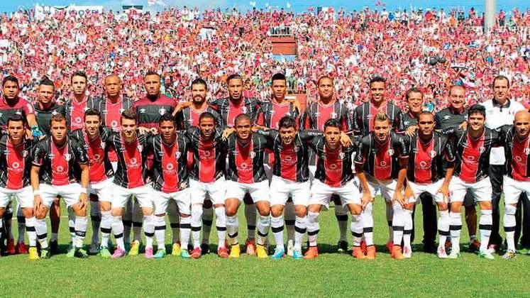 16º - Joinville: Campeonato Brasileiro 2015 - 1ª vitória nessa edição do Brasileirão: 8ª rodada, 2 a 1 diante do Goiás.