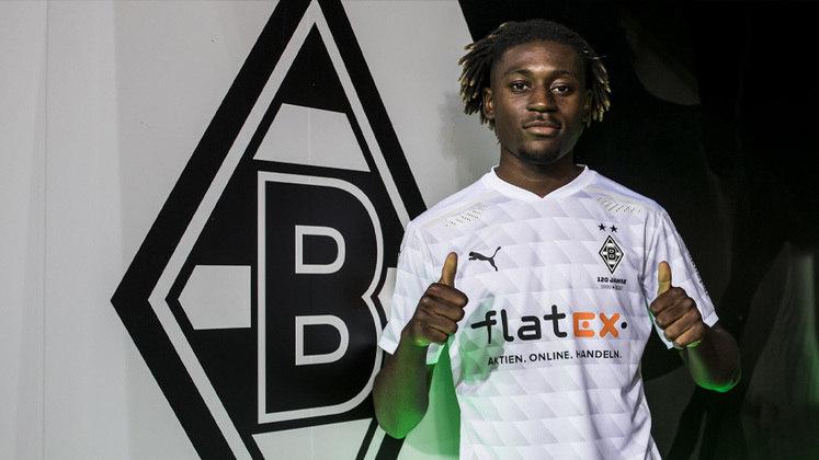16º – Kouadio Koné - O Borussia Mönchengladbach contratou o jovem meia francês, de 19 anos, no Toulouse, por 9 milhões de euros (R$ 59 milhões). Ele continua no clube francês até o fim da temporada.