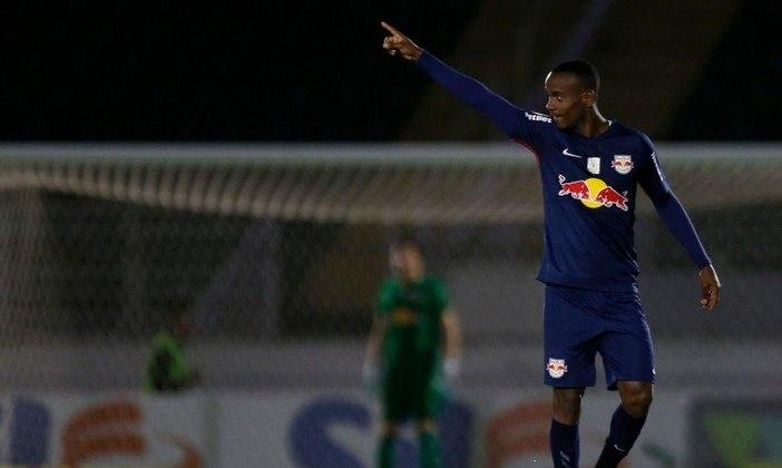 16º lugar: Helinho - Red Bull Bragantino - 21 anos - Atacante - Avaliado em: 4 milhões de euros (aproximadamente R$ 25,92 milhões)