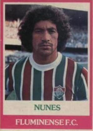 16° lugar: Nunes - 31 gols