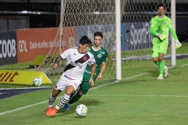 16º lugar: Vasco - 8.828 pontos