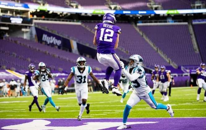 16º Minnesota Vikings: A segunda metade da temporada é muito mais condizente com o talento que esse time tem no papel. Vai brincar por playoffs até a semana 17.