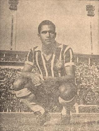 16) Oreco - lateral-esquerdo - uma passagem: 1957 a 1965 - 409 jogos