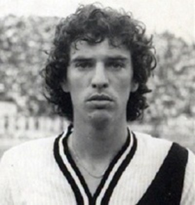 16º - Paulinho - 21 gols - Artilheiro do Campeonato Brasileiro de 1978, Paulinho também aparece entre os maiores goleadores do Vasco no Maior do Mundo