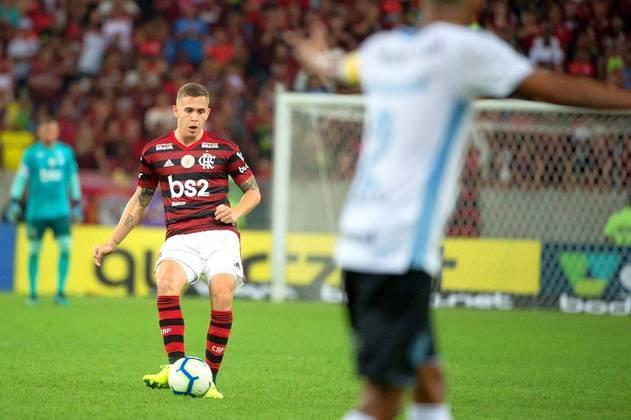 16º - Piris da Motta (Athletico Paranaense - Flamengo) - 2018 - R$ 26 milhões