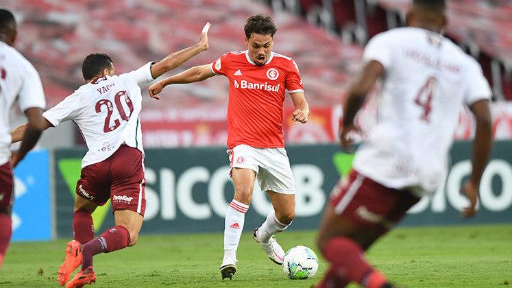 16ª rodada - Internacional x Fluminense - Na última temporada, o Flu venceu o Colorado de virada nos dois encontros entre as equipes.