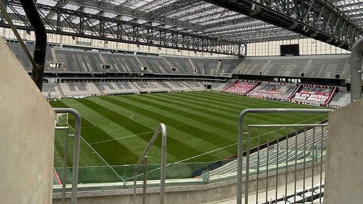 17) Athletico-PR - prejuízo de R$ 858.465,61 em 18 partidas em casa.
