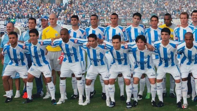 17º - Avaí: Campeonato Brasileiro 2009 - 1ª vitória nessa edição do Brasileirão: 7ª rodada, 3 a 2 diante do Fluminense.