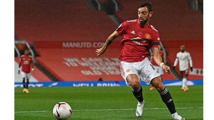 17º: Bruno Fernandes (Manchester United) - 16 gols / 32 pontos