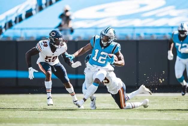 17° Carolina Panthers: Os Panthers têm competido e incomodado bem antes do previsto. A era Matt Rhule promete em Charlotte.