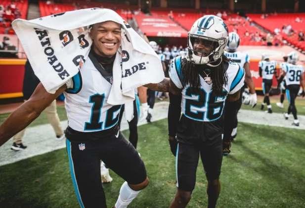 17º Carolina Panthers - Um dos times mais divertidos de se ver na NFL. Ofensiva e defensivamente produz e consegue encarar de frente todo time da liga.