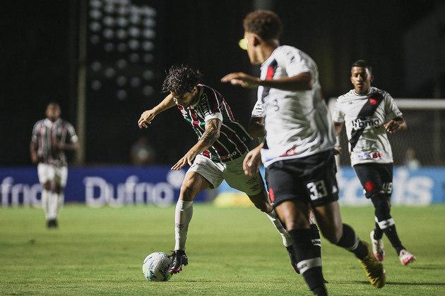 17º colocado – Vasco (25 pontos/24 jogos): 0% de chances de ser campeão; 0,25% de chances de Libertadores (G6); 38,7% de chances de rebaixamento.