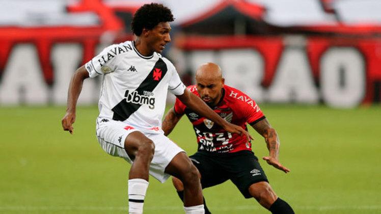 17º colocado – Vasco (28 pontos/26 jogos): 0,0% de chances de ser campeão; 0,13% de chances de Libertadores (G6); 27,3% de chance de rebaixamento.