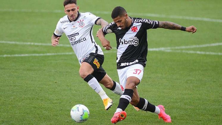 17º colocado – Vasco da Gama (38 pontos/37 jogos): 0.0% de chances de ser campeão; 0.0% de chances de Libertadores (G6); 100% de chances de rebaixamento.