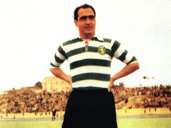 17º - Fernando Peyroteo – português - 544 gols - principal clube: Sporting