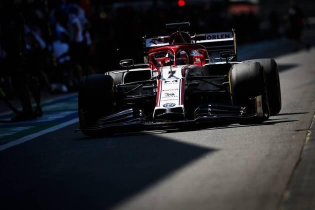 17) Kimi Räikkönen (Alfa Romeo), 1min27s366