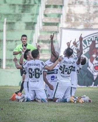 17º lugar - Coritiba: R$ 68,3 milhões investidos em futebol em 2020 (variação de 49% com relação a 2019, quando os gastos com futebol foram de R$ 45,9 milhões)