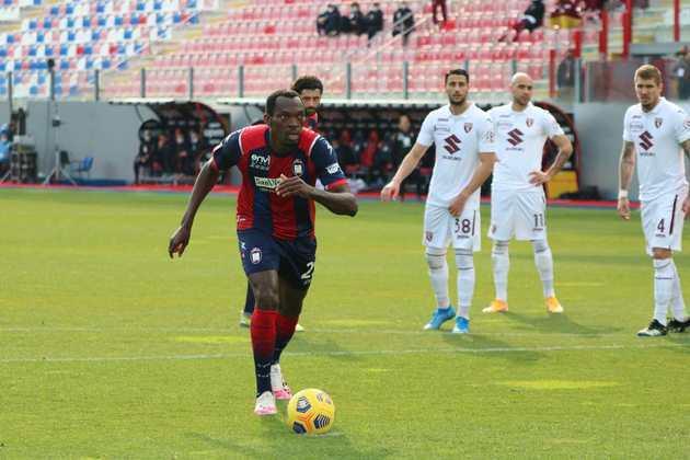 17º lugar: Simy (Crotone) - 20 gols/ 40 pontos