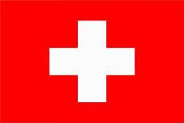 17º lugar - Suíça: 22 pontos (ouro: 3 / prata: 4 / bronze: 5).