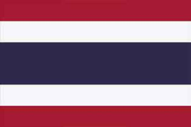 17º - lugar – Tailândia: 3 pontos (ouro: 1 / prata: 0 / bronze: 0)