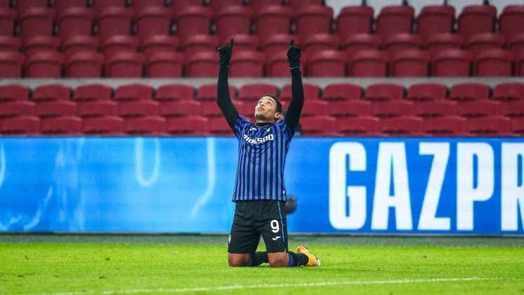 17º: Luis Muriel (Atalanta) - 16 gols / 32 pontos