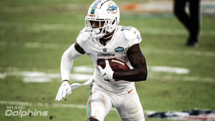 17 - Miami Dolphins: Agora, Tua Tagovailoa tem as chaves da franquia. E no melhor momento recente dos Dolphins.