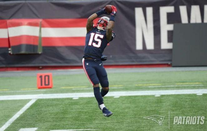 17º New England Patriots (7-9): Bill Belichick e o New England Patriots já começam a procurar o QB do futuro. A experiência Cam Newton não foi bem sucedia.