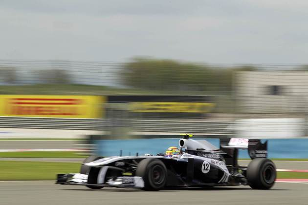 17º) Pastor Maldonado estreava na F1 em 2011. Venceu o GP da Espanha de 2012, mas ficou marcado mesmo pelos acidentes