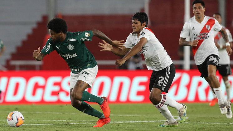 17. Respeito continental - Nas últimas três temporadas, o Palmeiras chegou pelo menos até a semifinal da Libertadores. Em 2020, o Verdão foi campeão após eliminar o River Plate e superar o Santos na final. Dessa forma, o time se consolidou como uma potência no continente.