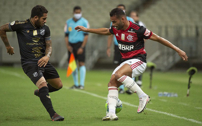 17ª rodada - Ceará x Flamengo