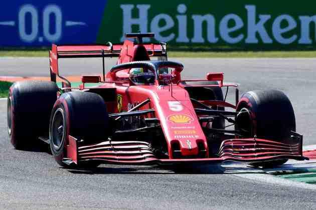 17) Sebastian Vettel (Ferrari), 1min21s151