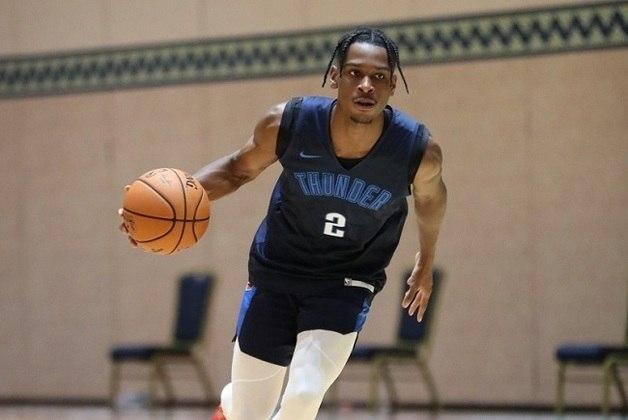 17- Shai Gilgeous-Alexander (Oklahoma City Thunder)