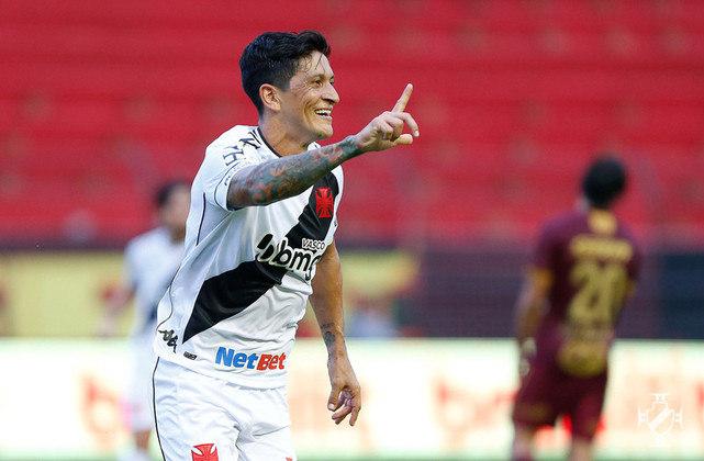 17º - Sport 0x2 Vasco - Campeonato Brasileiro 2020.