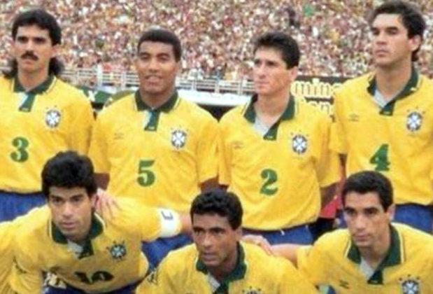 17/07/1993: Em jogo realizado em Guayaquil, Equador, o Brasil tinha um super time, formado por nomes que impunham respeito a Seleção, como Taffarel, Branco e Bebeto. Porem a seleção brasileira não saiu do zero contra a frágil seleção equatoriana. Entretanto, já sabemos como termina essa Eliminatórias para a Copa de 1994, com o Brasil levantando a taça do tetracampeonato.