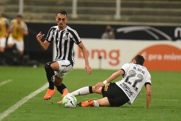 17/2 - 33ª rodada - Santos x Corinthians - Vila Belmiro