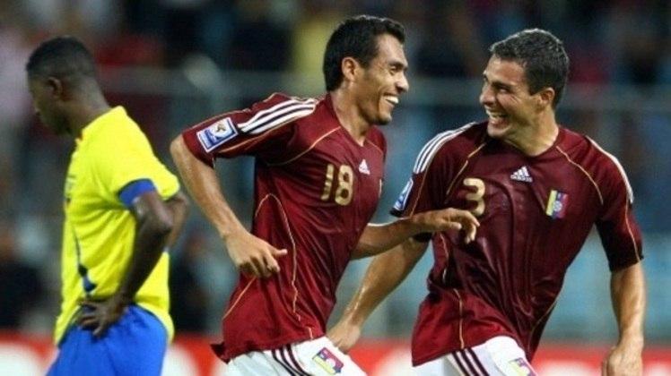 18º - Arango - Venezuela - 12 gols