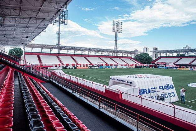 18) Atlético-GO - prejuízo de R$ 796.613,80 em 18 partidas em casa.